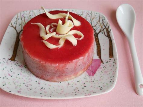 bavarois aux fraises sur g 233 noise recette de bavarois aux fraises sur g 233 noise marmiton
