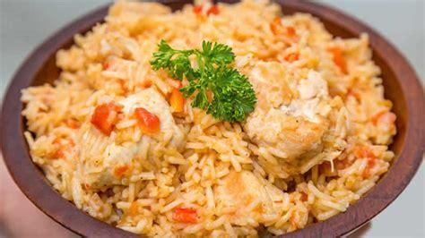 cuisiner un filet de dinde riz au poulet et tomate au cookeo un délice pour votre