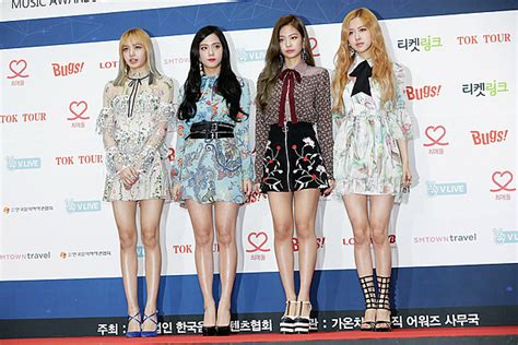blackpink dominate stage win annual gaon awards