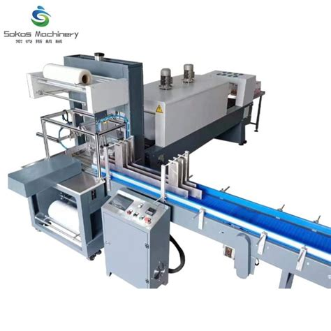 china automatic film shrink wrapper manufacturers suppliers price  factory sokos machinery