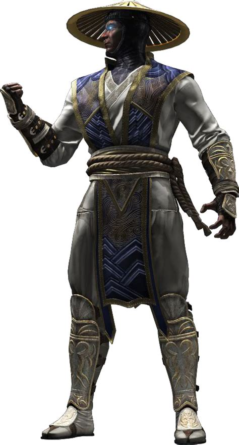 MKWarehouse: Mortal Kombat X: Raiden