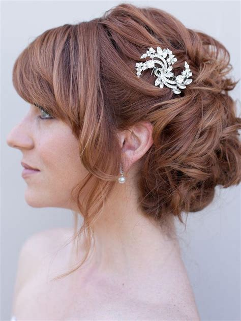 hairstyles  weddings  romantic bridal   xerxes