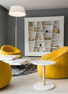 1000 idees sur le theme tapis jaune sur pinterest tapis With couleur mur salon tendance 6 tendance decoration coloree pour son salon made in meubles