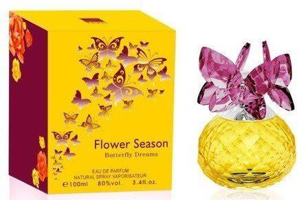 flower season perfume jean pierre sand flower season butterfly dreams reviews