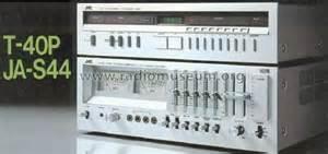 Ja-s44 Ampl  Mixer Jvc