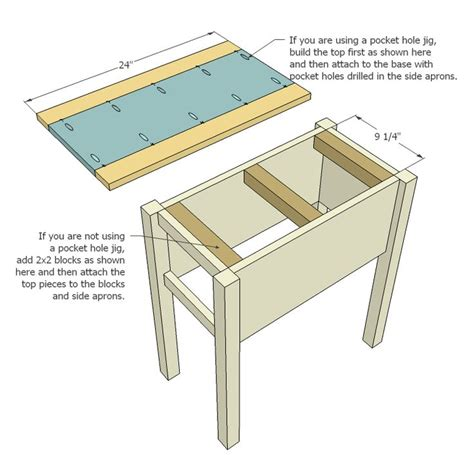 free simple end table plans 42 best images about small end tables on pinterest ana