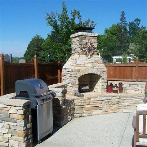 outdoor fireplace traditional patio for the home