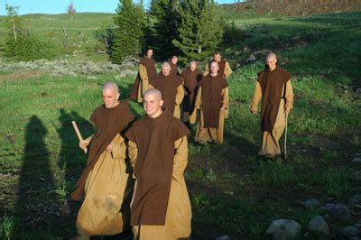 The monastery is inundated with young men who seek to leave everything to pray for the world, in a tradition at least a thousand years old. Mystic Monks Prepare to Build
