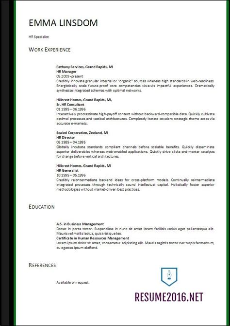 word resume template 2017 resume templates free 2017 resume builder