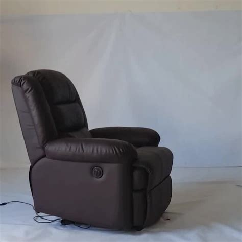 cinema recliner sofa single seat leather super comfortable