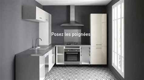 cuisine conforma montage d une cuisine en 6 233 conforama