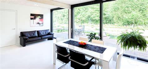 Filigranes Fenster Und Schiebetuersystem by Schiebefenster Schiebet 252 Ren F 252 R Innen Au 223 En
