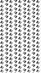 Black And White Old Mickey Mouse Android Wallpaper - Black ...