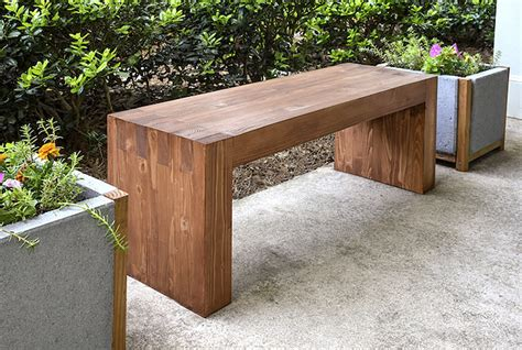 9 Brilliant Diy Outdoor Furniture Projects