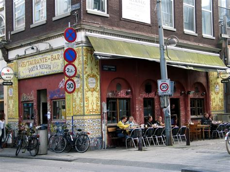 pata negra amsterdam restaurants eventseeker