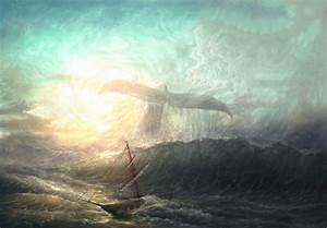 Moby Dick by KlimN on DeviantArt
