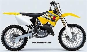 Moto Cross Suzuki : suzuki rm 125 tutti gli anni di produzione ~ Louise-bijoux.com Idées de Décoration