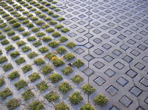 pavement landscape design nice way of keeping a defined path with grasscrete landscape architecture pinterest paths