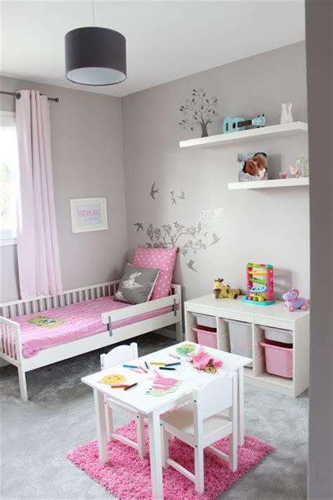 chambre de petite fille deco chambre enfant deco