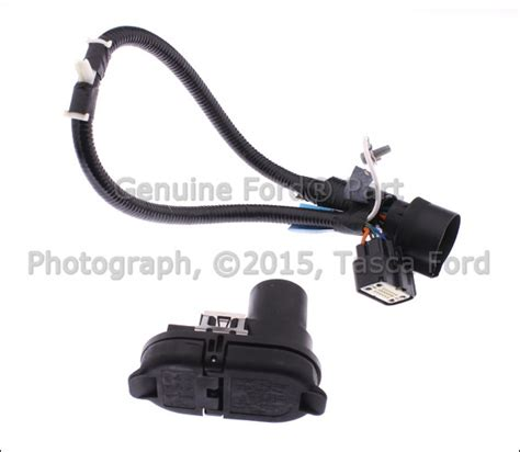 Trailer Hitch Wiring Harness Genuine Ford
