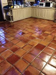 Terracotta Kitchen Floor Tile