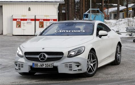 2018 Mercedes S-class Coupe