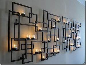 10 large wall decorations for your home decoratoo With what kind of paint to use on kitchen cabinets for large wall sconce candle holder