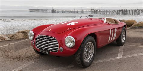 125 s and 125 f. Here's Your Chance to Buy One of the First Ferraris Ever Built