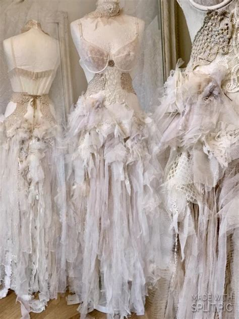 wedding dress  roses antique french lacepearls