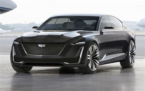 Cadillac Escala Concept (2016) Wallpapers And Hd Images