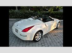 2004 Nissan 350Z Roadster White For Sale Auto Haus of Fort