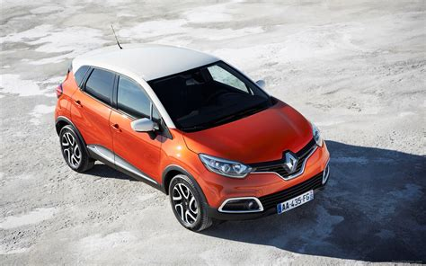 renault captur tageszulassung renault captur 2014 widescreen car wallpapers 14