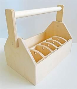 PDF DIY Childs Wooden Tool Box Caddy Download easy diy