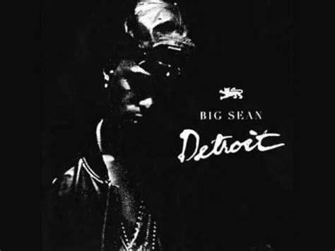 baixar detroit big sean mixtape review