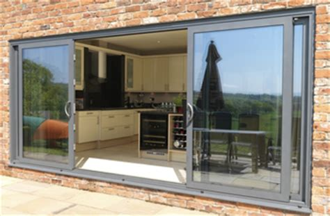 four pane aluminium sliding patio doors in smarts systems