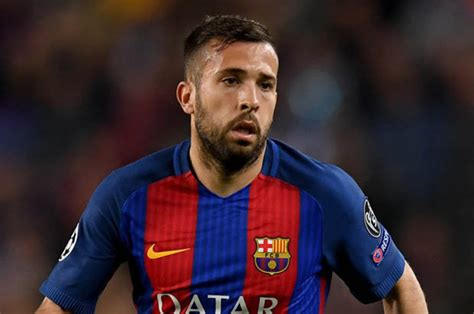 Barcelona News Jordi Alba Set For Atletico Madrid Move