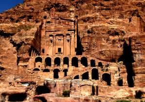 Petra Jordan Wonder of the World