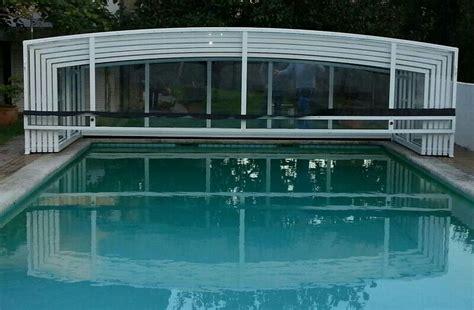 poolabri abri piscine mi haut telescopique mixte