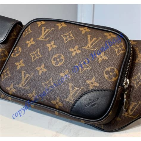 louis vuitton monogram macassar christopher bumbag  luxtime dfo handbags