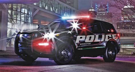 ford exlporer police interceptor pursuit mode