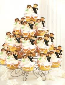 Cupcake Cake Bridal Shower Idea