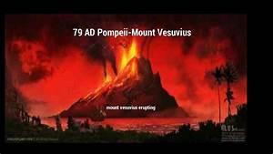 79 AD Pompeii-Mount Vesuvius powerp...