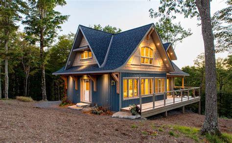 house plans  grouse lane plan  month custom cedar
