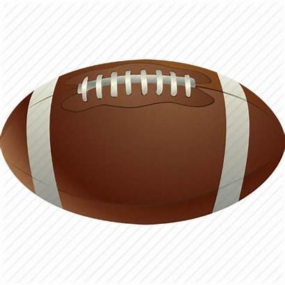 Football American Sport Ball Icon Icons Balls
