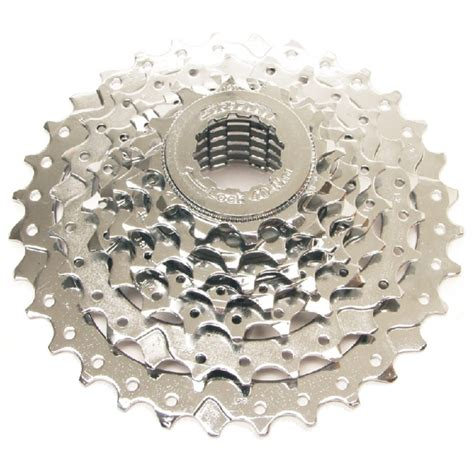 Sram 7 Speed Cassette by Sram 7 Speed Cassette Silver Pg730 12 32t