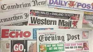 Broadcasting Wales II - The Press ~ Oggy Bloggy Ogwr