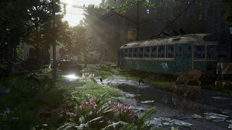 speed level design post apocalyptic scenes  ue