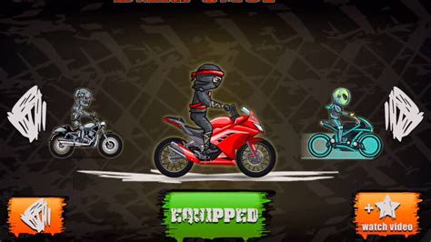 Moto X3m Bike Racing Gameplay Android / Ios