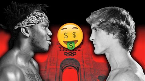 ksi logan paul fans furious  cost  stream  fight