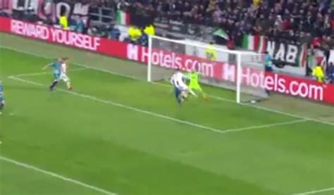 cristiano ronaldo goal video juventus  atletico madrid